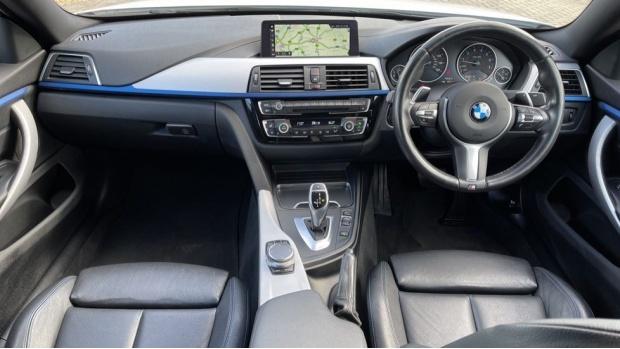 2017 BMW 420i M Sport Gran Coupe (White) - Image: 4