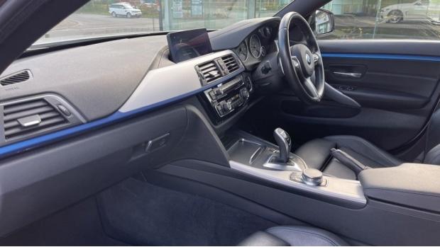 2017 BMW 420i M Sport Gran Coupe (White) - Image: 7