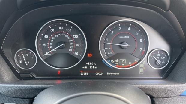 2017 BMW 420i M Sport Gran Coupe (White) - Image: 9
