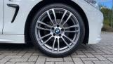 2017 BMW 420i M Sport Gran Coupe (White) - Image: 14
