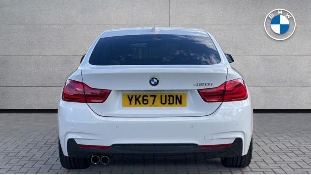 2017 BMW 420i M Sport Gran Coupe (White) - Image: 15