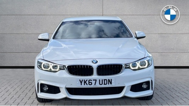 2017 BMW 420i M Sport Gran Coupe (White) - Image: 16