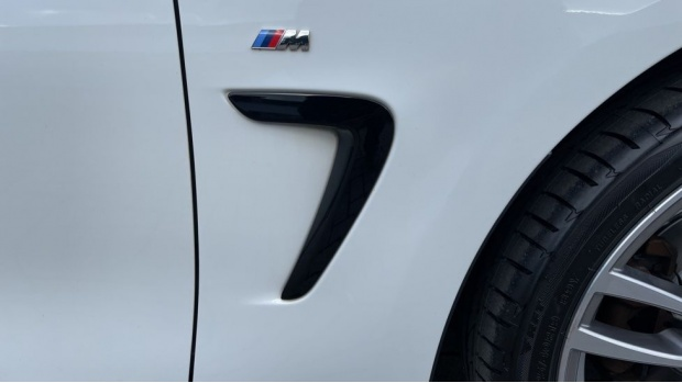 2017 BMW 420i M Sport Gran Coupe (White) - Image: 27