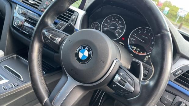 2017 BMW 420i M Sport Gran Coupe (White) - Image: 38