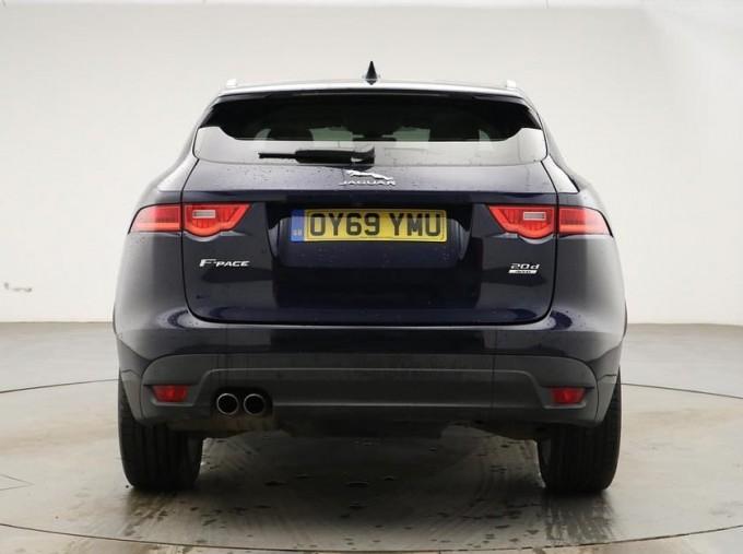 2019 Jaguar Portfolio Auto 5-door (Blue) - Image: 6
