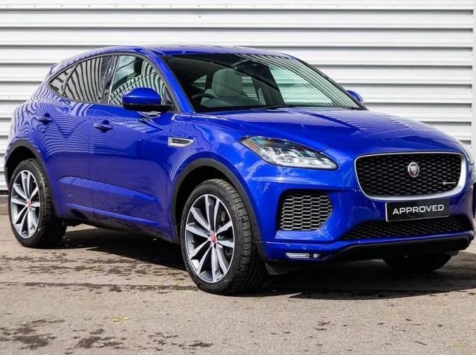 2019 Jaguar D240 R-Dynamic HSE Auto 5-door (Blue) - Image: 1