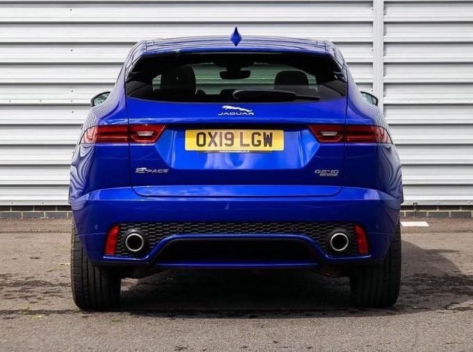 2019 Jaguar D240 R-Dynamic HSE Auto 5-door (Blue) - Image: 6