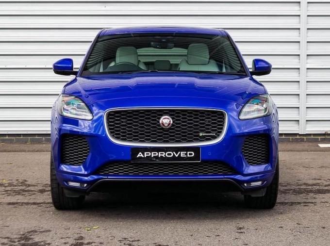 2019 Jaguar D240 R-Dynamic HSE Auto 5-door (Blue) - Image: 7