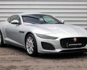 2021 Jaguar 2.0i Auto 2-door (Grey) - Image: 1