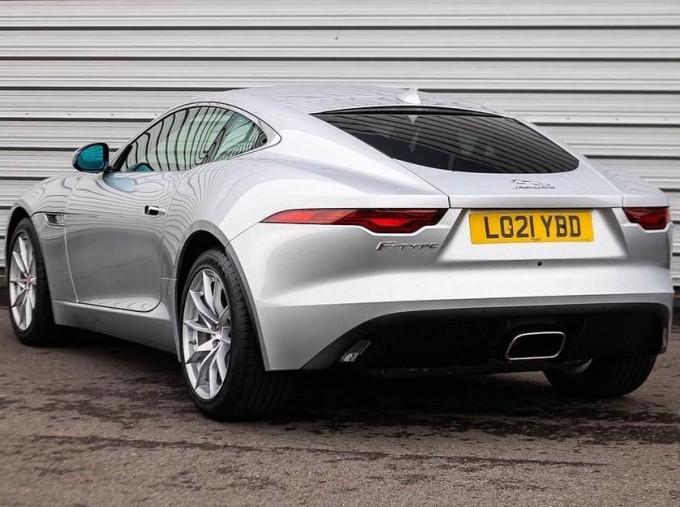 2021 Jaguar 2.0i Auto 2-door (Grey) - Image: 2