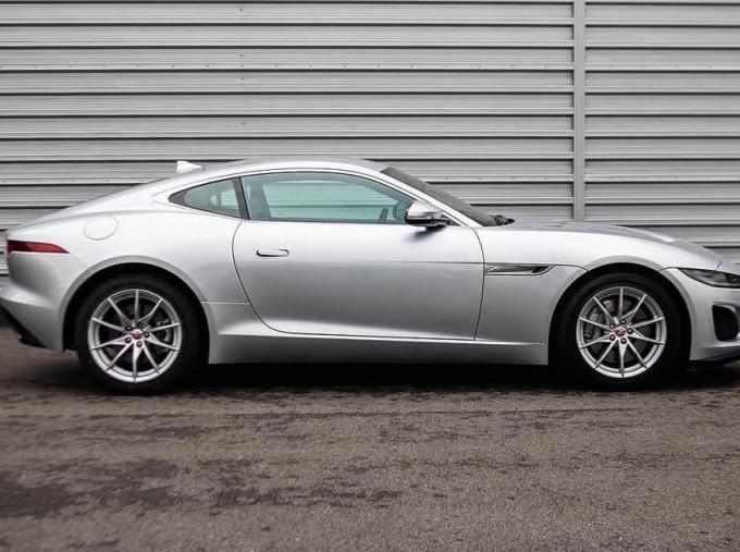 2021 Jaguar 2.0i Auto 2-door (Grey) - Image: 5