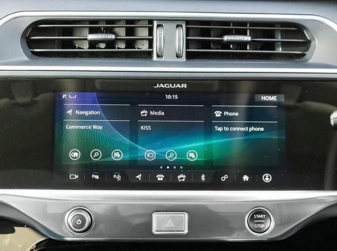2019 Jaguar 90kWh HSE Auto 4WD 5-door (Grey) - Image: 11