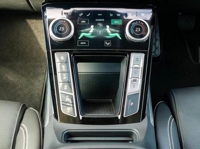 2019 Jaguar 90kWh HSE Auto 4WD 5-door (Grey) - Image: 12