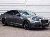 2017 Jaguar V6 R-Sport Auto 4-door (Grey) - Image: 1