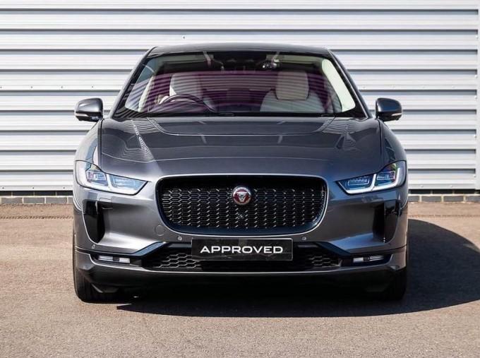 2019 Jaguar 90kWh SE Auto 4WD 5-door (Grey) - Image: 7
