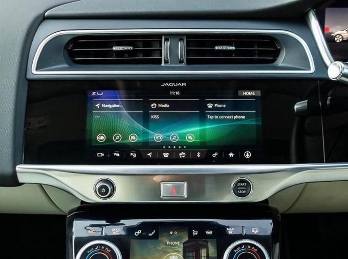 2019 Jaguar 90kWh SE Auto 4WD 5-door (Grey) - Image: 11