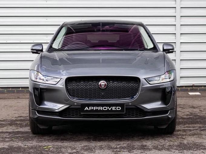 2019 Jaguar 90kWh HSE Auto 4WD 5-door (Grey) - Image: 7