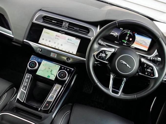 2019 Jaguar 90kWh HSE Auto 4WD 5-door (Grey) - Image: 10