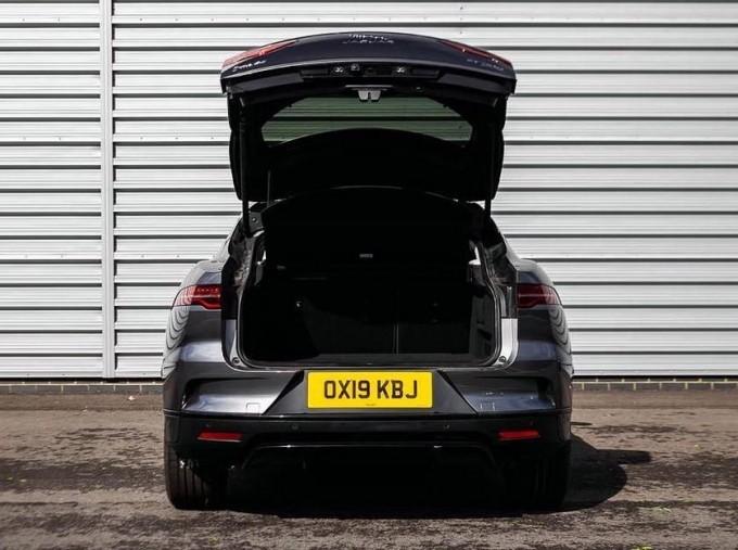 2019 Jaguar 90kWh HSE Auto 4WD 5-door (Grey) - Image: 20