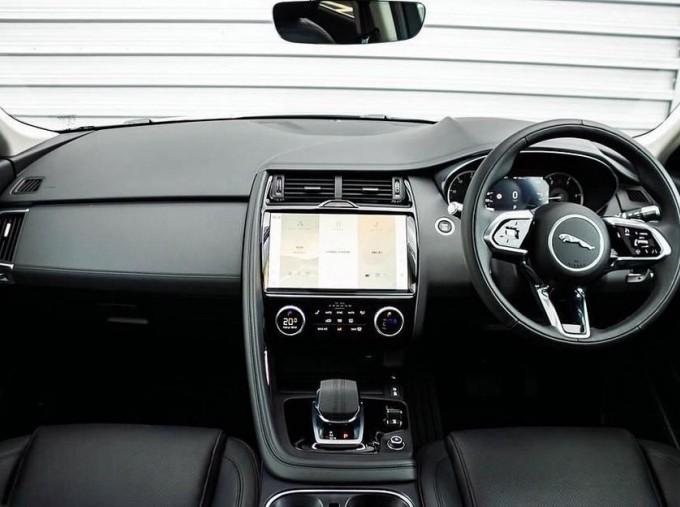 2021 Jaguar D165 MHEV S Auto 5-door (Silver) - Image: 9