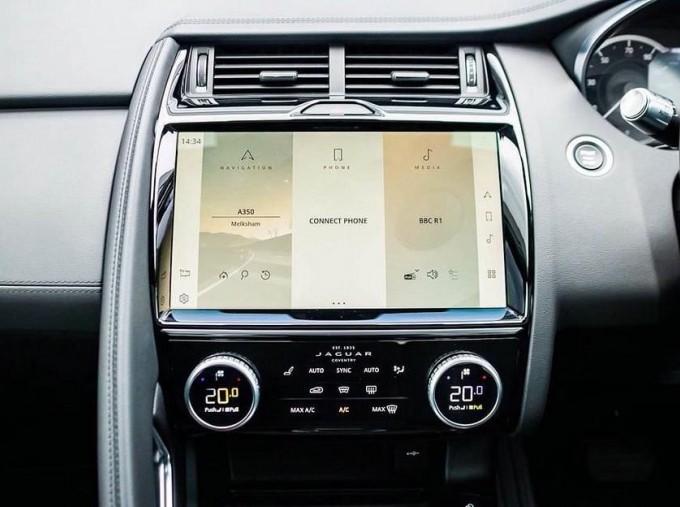 2021 Jaguar D165 MHEV S Auto 5-door (Silver) - Image: 11