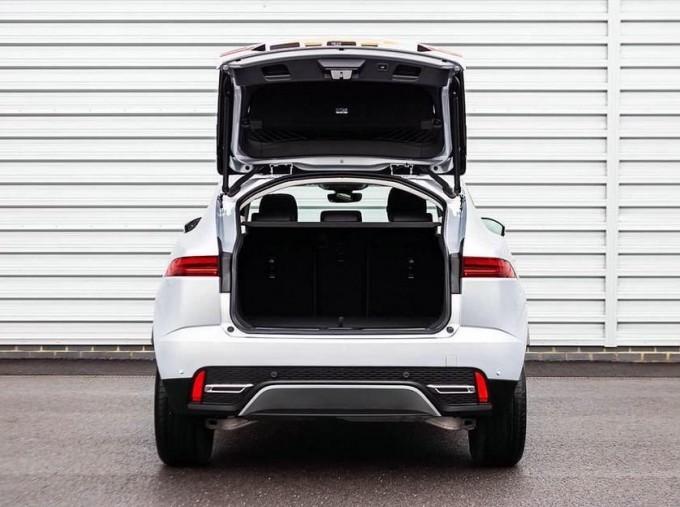 2021 Jaguar D165 MHEV S Auto 5-door (Silver) - Image: 15