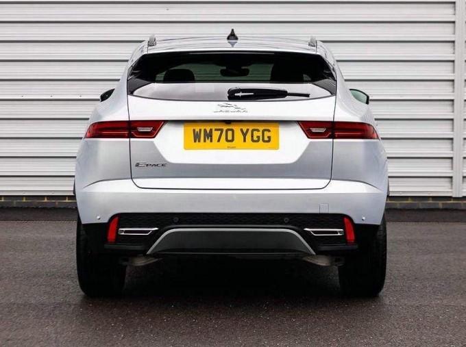 2021 Jaguar D165 MHEV S Auto 5-door (Silver) - Image: 22
