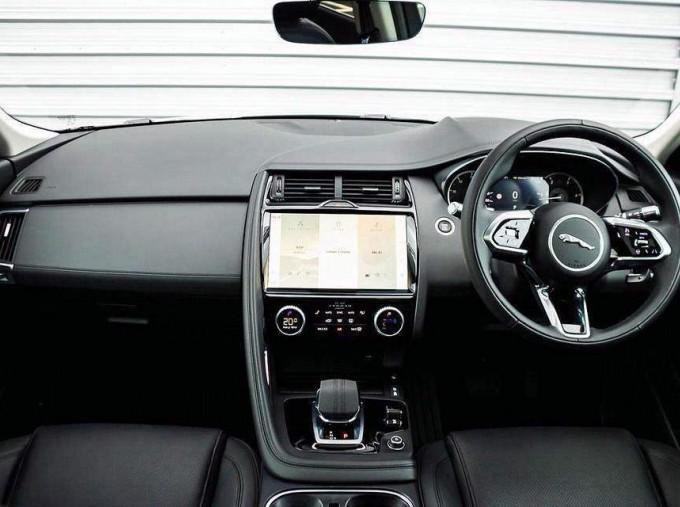 2021 Jaguar D165 MHEV S Auto 5-door (Silver) - Image: 25