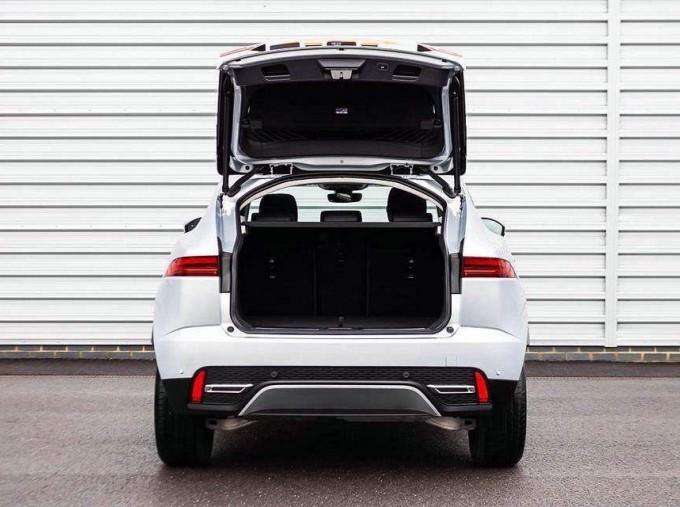 2021 Jaguar D165 MHEV S Auto 5-door (Silver) - Image: 29