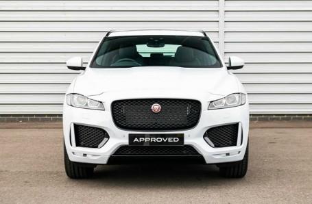 2020 Jaguar Chequered Flag Auto 5-door (White) - Image: 7