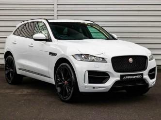 Reserve your 2020 Jaguar F-Pace i4 Diesel (180PS) R-Sport 5-door