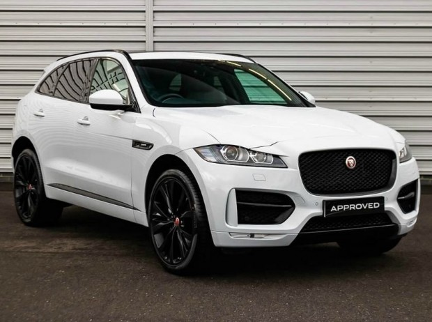 Reserve your 2020 Jaguar F-Pace i4 Diesel (180PS) R-Sport 5-door