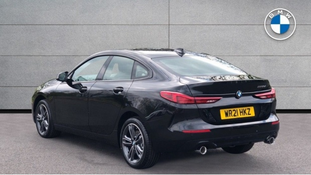 2021 BMW Sport Gran Coupe (Black) - Image: 2