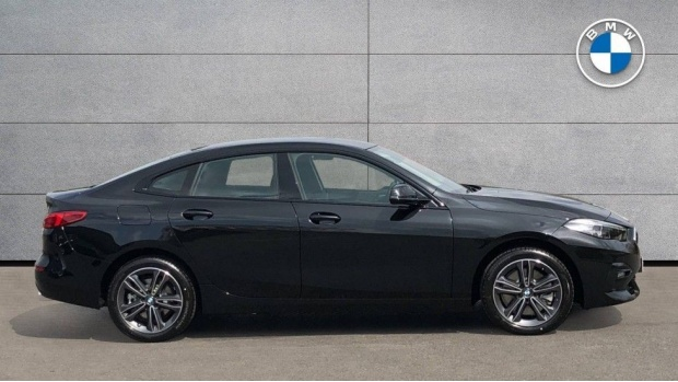 2021 BMW Sport Gran Coupe (Black) - Image: 3