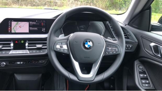 2021 BMW Sport Gran Coupe (Black) - Image: 5