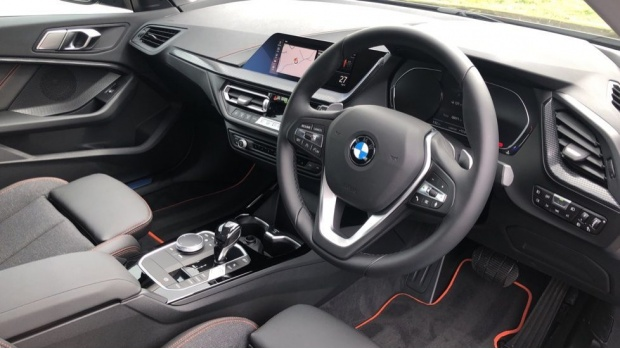 2021 BMW Sport Gran Coupe (Black) - Image: 6