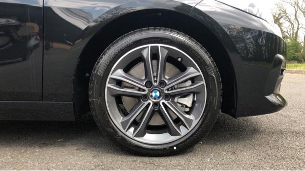 2021 BMW Sport Gran Coupe (Black) - Image: 14