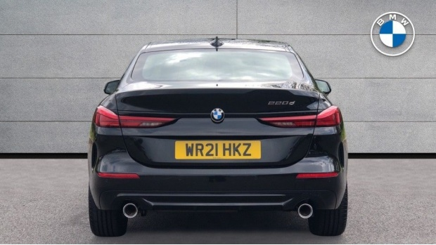 2021 BMW Sport Gran Coupe (Black) - Image: 15