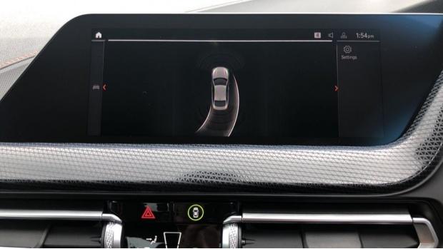 2021 BMW Sport Gran Coupe (Black) - Image: 22