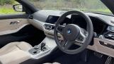 2021 BMW 320d M Sport Saloon (Black) - Image: 6