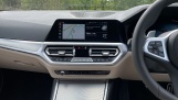2021 BMW 320d M Sport Saloon (Black) - Image: 8