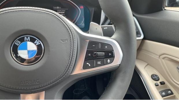 2021 BMW 320d M Sport Saloon (Black) - Image: 18