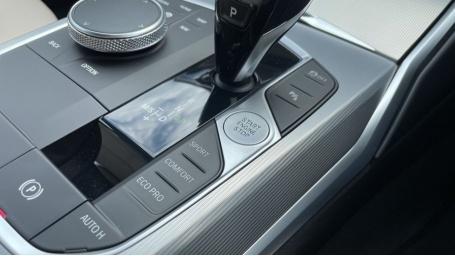 2021 BMW 320d M Sport Saloon (Black) - Image: 19