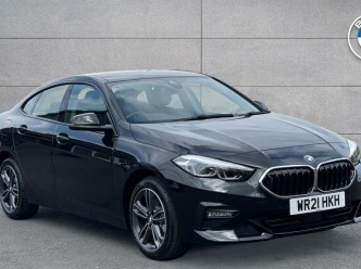 Reserve your 2021 BMW 2 Series 220d Sport Gran Coupe