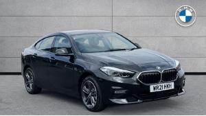 2021 BMW 2 Series Sport Gran Coupe 4-door