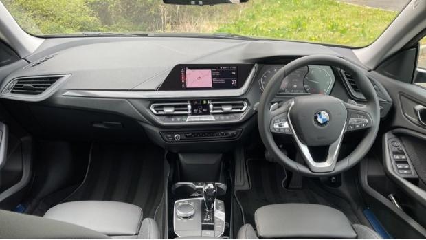 2021 BMW Sport Gran Coupe (Black) - Image: 4