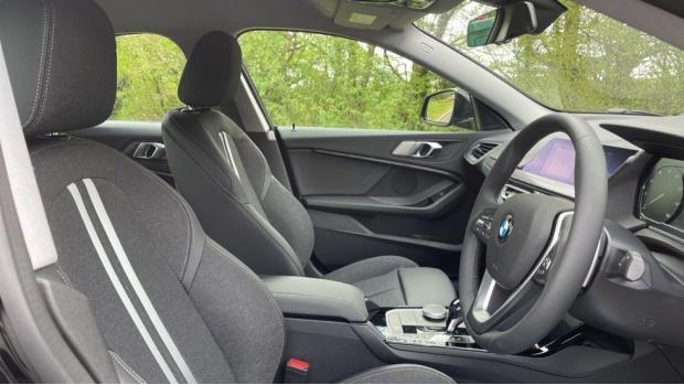 2021 BMW Sport Gran Coupe (Black) - Image: 11
