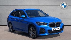 2021 BMW X1 xDrive18d M Sport