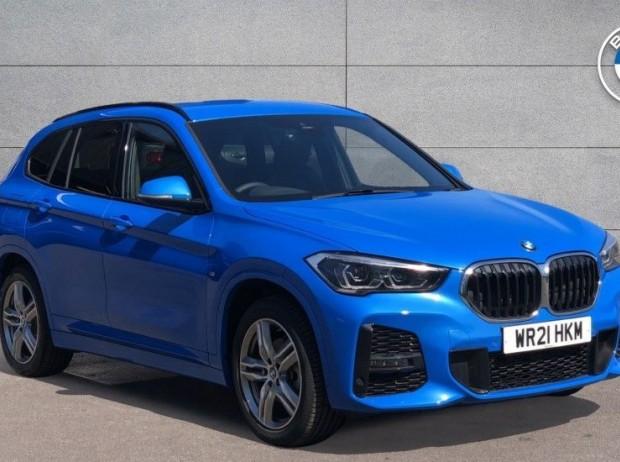 Reserve your 2021 BMW X1 xDrive18d M Sport 5-door