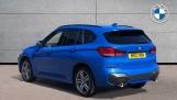 2021 BMW XDrive18d M Sport (Blue) - Image: 2